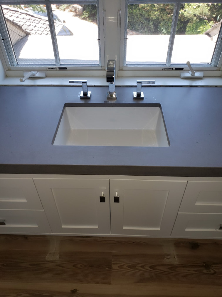 Lake Wildwood Penn Valley, CA Quality Plumbing Residential Drop In Kitchen Sink Remodel